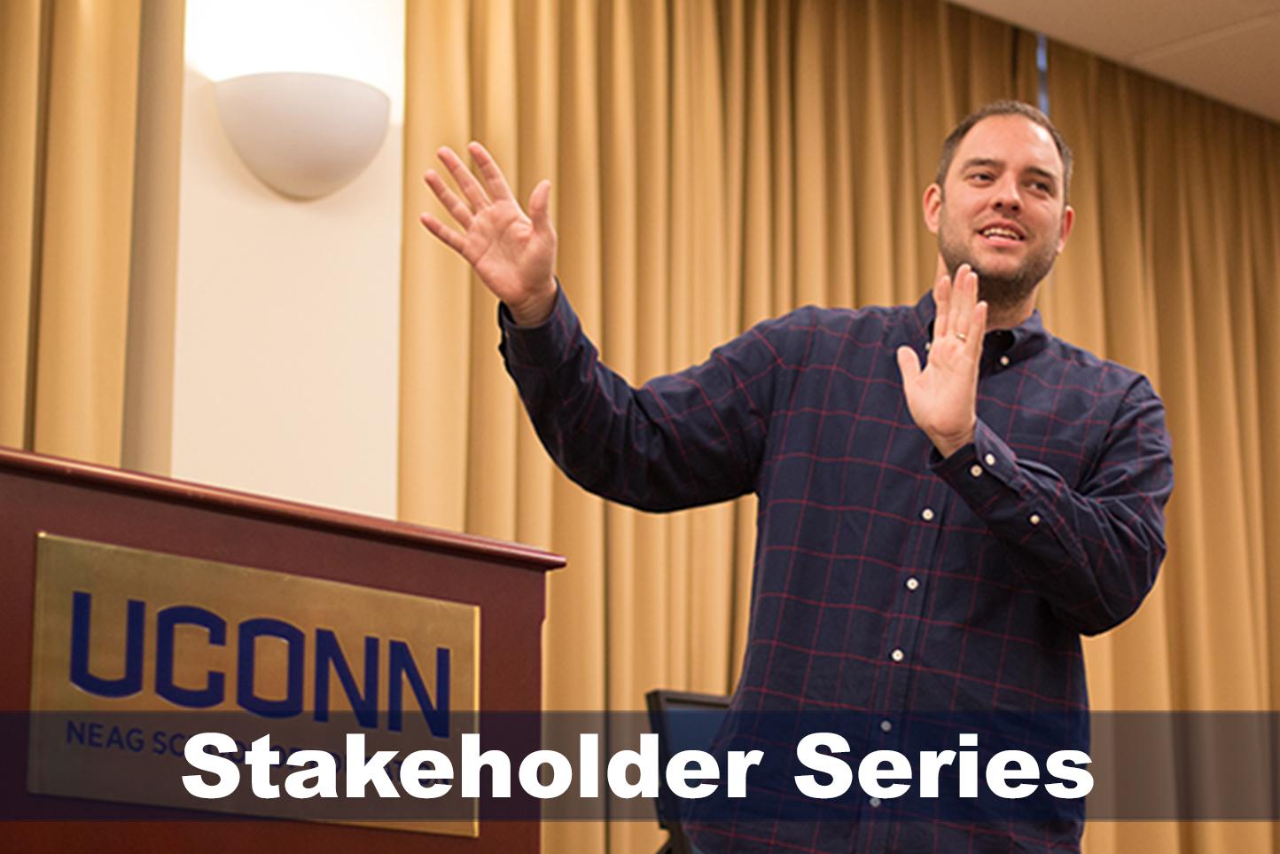 Stakeholder Series Blog