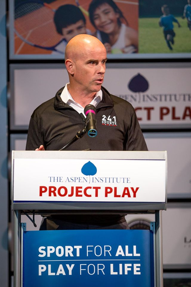 Image of Steve Boyle NAPL CEO